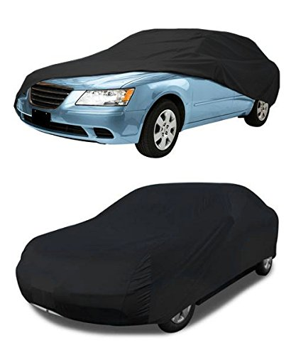 XXXXL Sun UV Resistant Dust Rain Protection Waterproof Car Cover Protector Size