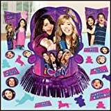 Amscan iCarly Table Decorating Kit