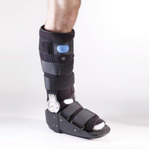 Corflex ROM Orthopedic Walking Air Boot Cast-S