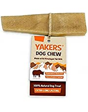 Yakers Dog Chew Small x 2 - Yak Milk Value Pack of 2 - Save!