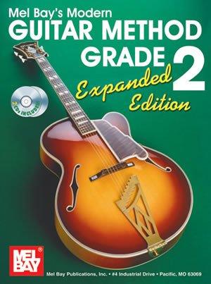 Mel Bay Modern Guitar Method Expanded Edition ()