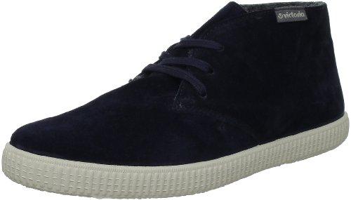 VictoriaSafari Serraje - Pantofole a Stivaletto Unisex - Adulto Bleu (Marino)