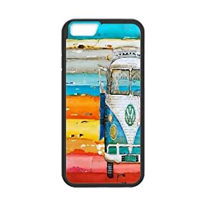 "iPhone6 4.7"" Cases, DDdiy VW Bus Custom Hard Back Cover Case for iPhone6 4.7"""