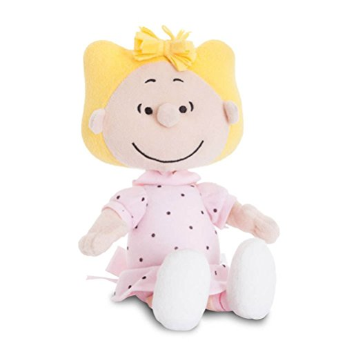 Characters From Charlie Brown - Aurora World 10-Inch Peanuts Sally Soft