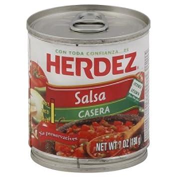 Herdez Mexican Salsa Casera, 7 oz.
