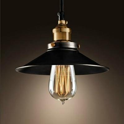 LightInTheBox European-Style Retro 1 Light Pendant In Painting Processing, Modern Home Ceiling Light Fixture Flush Mount, Pendant Light Chandeliers Lighting, Voltage=110-120V