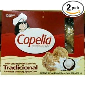 Panelitas de Arequipe y Coco - Copelia 9.7 Oz (Pack of 2)