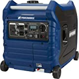 Powerhorse Inverter Generator - 3500 Surge Watts, 3000 Rated Watts, Electric Start, EPA and CARB Compliant, Model Number…