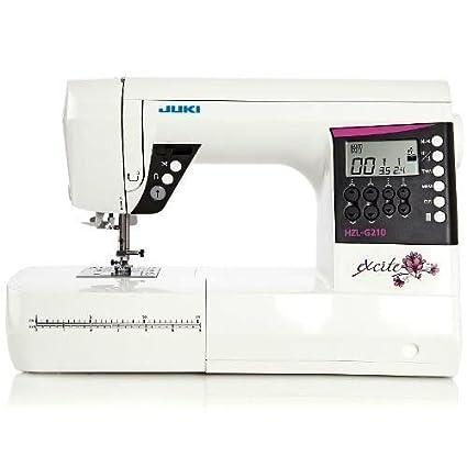 JUKI HZL-G210 máquina de coser