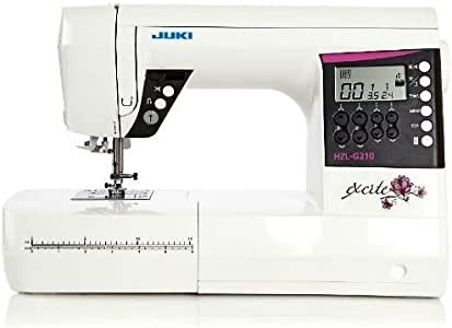JUKI HZL-G210 máquina de coser: Amazon.es: Hogar