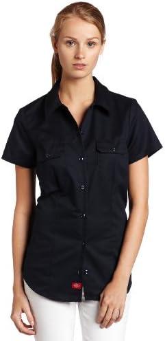 dickies Womens Short Sleeve Work Shirt product image