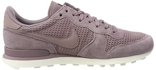 Femme Nike Baskets Prm gristaupe voile Internationalist W Violet q7BRzfvw