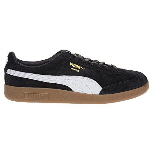 Puma Madrid Herren Sneaker Schwarz