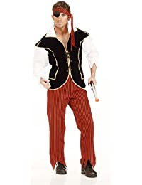 Men's Adult Pirate First Mate Costume