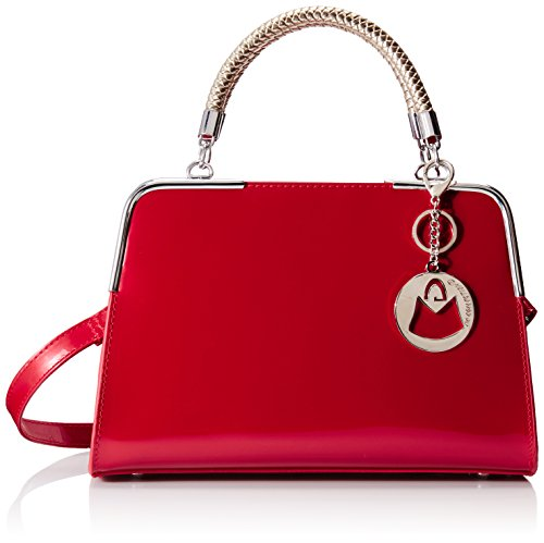Red Patent Leather Purse: Amazon.com