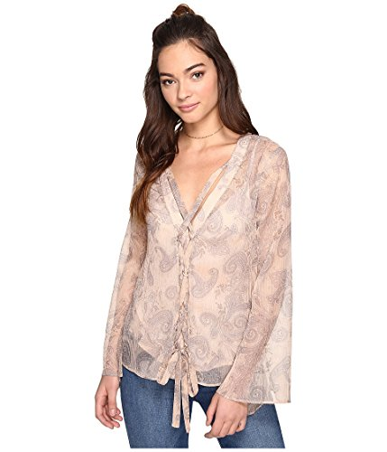 Isabella Floral Print (The Jetset Diaries Women's Sublime Illusion Top Isabella Floral Shirt)
