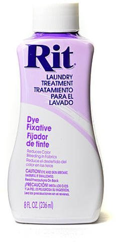 Rit Dye Liquid 8oz-Dye Fixative by Rit Dye