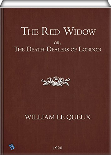 The Red Widow: The Death-Dealers of London