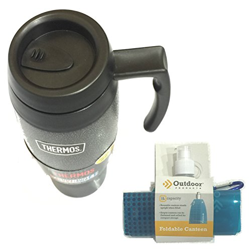 Thermos Hammertone Outdoor 1 Liter Foldable
