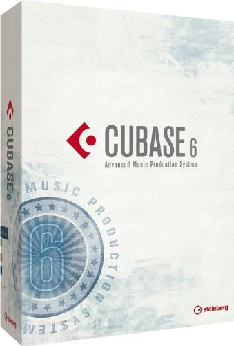 Steinberg Cubase 6 Educational Edition Multitrack Recording Software