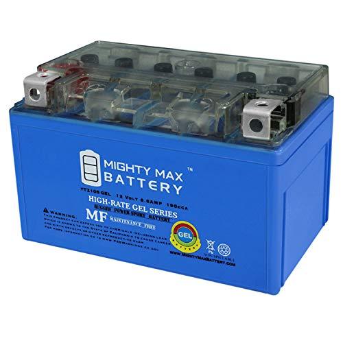 YTZ10S 12V 8.6AH 190CCA Gel Battery
