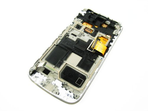 For Samsung Galaxy S4 SIV mini GT-i9190 White ~ LCD Display+Touch Screen Digitizer+Frame ~ Mobile Phone Repair Part Replacement
