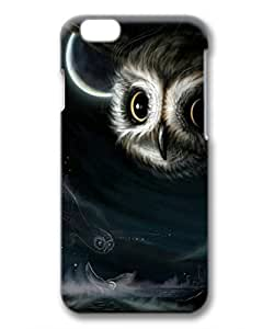 iphone 6 case,iphone 6 PC 3D casefashion Style Fancy Colorful Pattern Back Case Cover Fit for iphone6 ,provides maximum protection for iphone 6,Cute design for iphone 6 ,owl by runtopwell