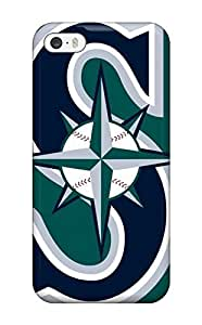 DanRobertse Phone Case For Htc One M9 Cover - Retail Packaging - Seattle Mariners