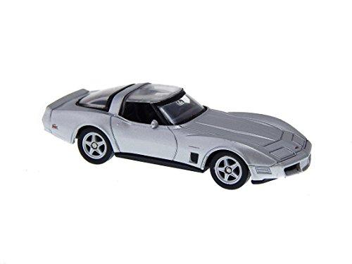 1974 Chevy Corvette (Chevrolet Corvette 1982 3-inch Toy Car)