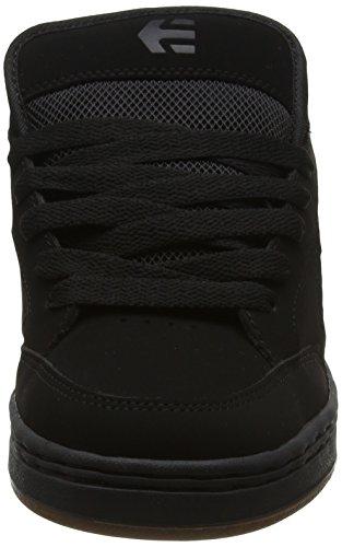 Black Gum para 544 Etnies Zapatillas Hombre Negro Swivel Black 4wYgxH
