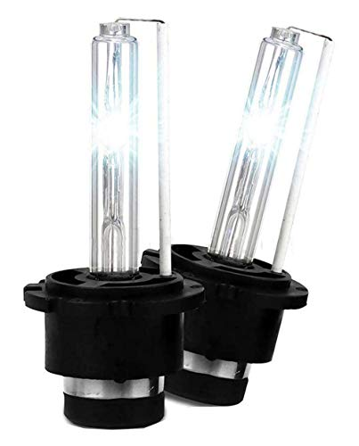 2007-2012 Acura MDX HID Xenon D2S Low Beam Headlight OEM Factory Replacement Bulbs (Pack of 2) Sportiva (4300K OEM White) Acura Mdx Headlight Replacement
