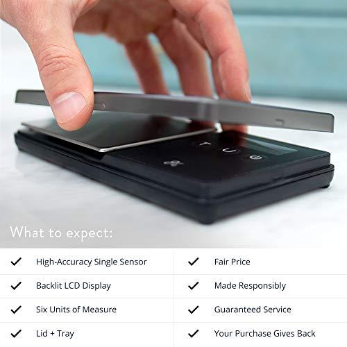 GreaterGoods Digital Pocket Scale