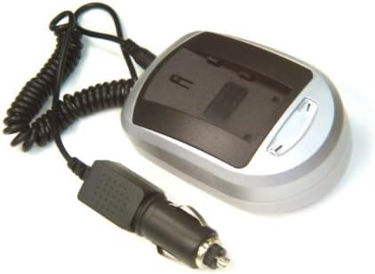 para c/ámara Bater/ía Cargador ncluido el adaptador para el coche 12V videoc/ámara digital compatible con PANASONIC DMW BCF10E DMW BCF10 DMWBCF10E DMWBCF10 CGA S009 CGA S009E CGA S//106B CGA S//106 CGA //S106C CGA S106B S106 S106C DE A59