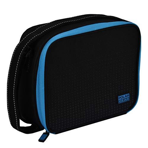 Polar Gear Sandwich Lunch Cooler, 600D Polyester, PEVA Lining Blue, one Size