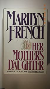 Hardcover Her Mother's Daughter Large Print Volume 1 Book