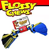 Mammoth Flossy Chew X-Large Color Bone, My Pet Supplies
