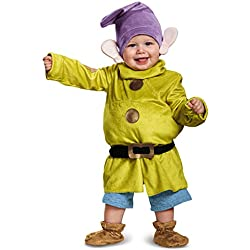 Disguise Snow White Dopey Deluxe Infant Costume