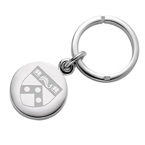 Penn Sterling Silver Insignia Key Ring by M. LaHart