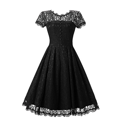 halloween black dress - 5
