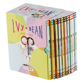 Ivy + Bean Boxed Set, Books 1 to 10