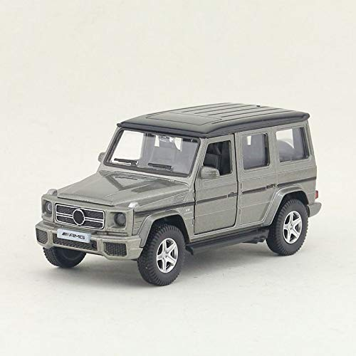 Greensun 1:36 Scale/G63 AMG SUV Super Sport Car/Diecast Metal/Pull Back Model Toy Car for Gift/Children/Educational Collection -  9-4381-C