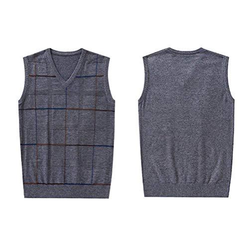 Man Mens Gris Men s Jerseys Business Spring Pullover Betrothales Good  Sweater Father B1qwvnz5x f7ce3b879b2b