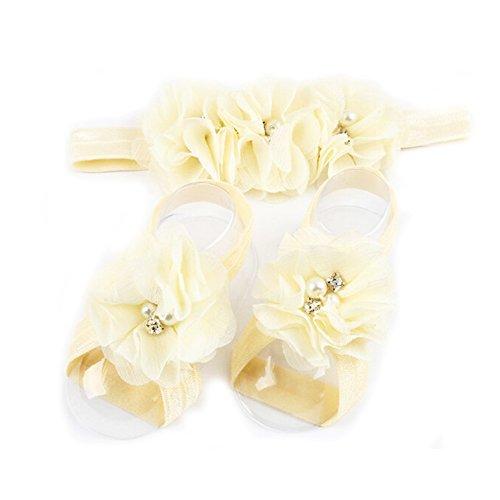 LD DRESS Baby Flower Headband