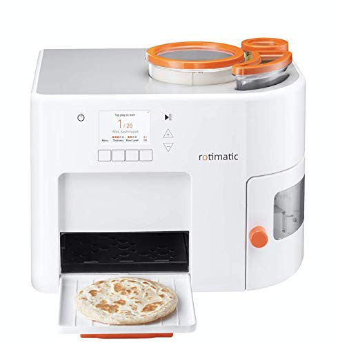 Rotimatic - Automatic Roti Maker Machine with 2 Years base warranty (Official Listing)