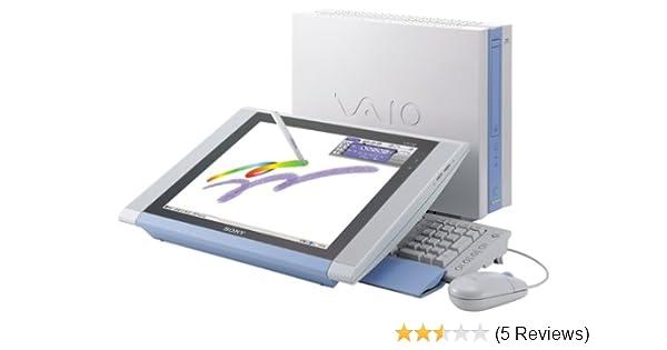 Amazon com: Sony VAIO Slimtop Pen Tablet PCV-LX900 Desktop