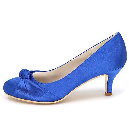 De Elobaby Gatito Zapatos Noche Nuevo De De Flores De Boda Moda La De Mujeres Tacones por Tal Las qt4txWBHrg