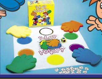 Amazon Com Pressman Slap Happy Jumpin Juba Toys Games