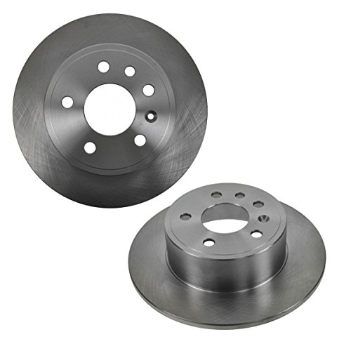 - Rear Disc Brake Rotors LH & RH Pair for L Series LS LW Saab 900 9-3