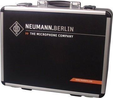 Neumann Hardshell Mic Briefcase