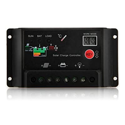 Best Cheap Deal for TOOGOO(R)Regulator controller solar panel charge controller 30A 12 / 24V by TOOGOO(R) - Free 2 Day Shipping Available
